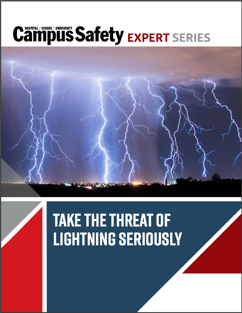 SEE WHAT CAMPUS SAFETY SAYS ABOUT LIGHTNING DETECTION!