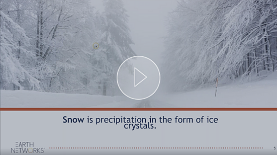 STEM On-Demand Webinar- Let it Snow