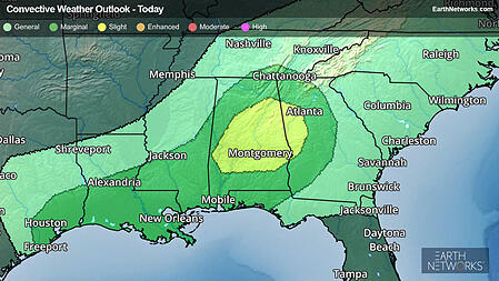 Today's Severe Threat